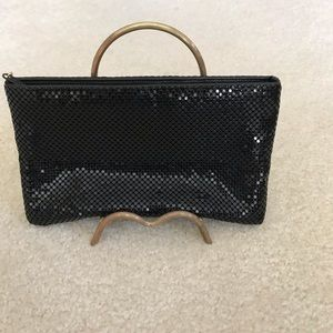 Whiting and Davis evening bag.